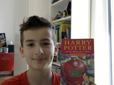 Alzenau, Spessart-Gymnasium, Harry Potter ist super