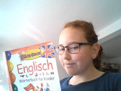 Tangermünde Diesterweg Gymnasium Ich wie ich die englisch Vokabeln lerne die unser Englisch Lehrer (Holgert Endert) uns aufgegeben hat mfg Leonie Hesse