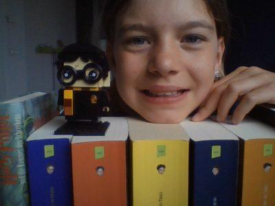 Bernau bei Berlin, Paulus Praetorius I'm a Harry Potter fan and I love the city of London