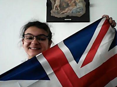 Tönisvorst, Rupert Neudeck Gesamtschule  Hallo, Ich bin Maria und habe diese Flagge letztes Jahr gewonnen. Ich hoffe das ich dieses Jahr wieder was gewinnen kann!