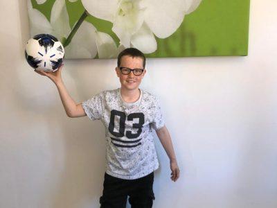 48329 Havixbeck, Anne Frank Gesamtschule Havixbeck Die Engländer haben das Fussballspiel erfunden:-):-)