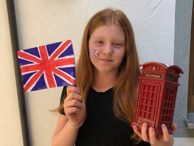 Trostberg, Hertzhaimer-Gymnasium  Ich freue mich schon auf unseren Urlaub in England !