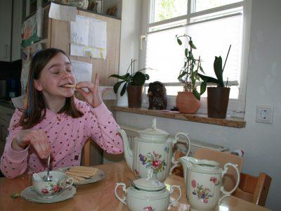 AnnaLukas Wiesentheid Steigerwald-Landschulheim  It´s Tea-time