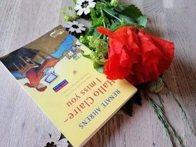 Dassel, Paul-Gerhardt-Schule  Auf dem Bild sieht man ein Buch, das über eine deutsch-englische Freundschaft erzählt.