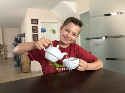"Ingolstadt Fronhofer Realschule Marco Klingshirn ""It`s tea time!"""