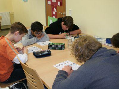 Sekundarschule Soest in Soest /Westfalen  Keiner will schummeln, alle arbeiten für ihren Erfolg.