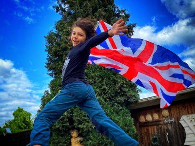 DRESDEN, GYMNASIUM DRESDEN-KLOTZSCHE  | I am ready to fly to London!!!