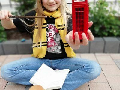 Bad Langensalza Salza Gymnasium   Ich liebe Harry Potter und ich möchte unbedingt mal nach London !!!