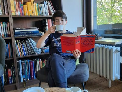 "Düsseldorf Comenius Gymnasium  ""Tea time in Düsseldorf am Rein"""