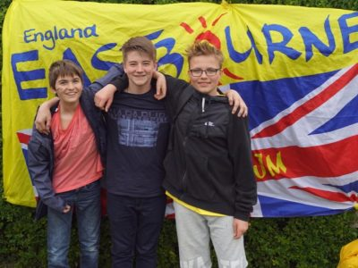 eltmann Wallburg realschule  Sprachreise für eine woche