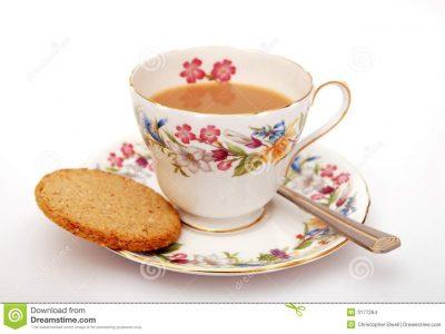 Düsseldorf Comenius Gymnasium Ich kann leider keine Fotos auf dem Computer machen, aber hier habe ich ein Bild von Englischen Tee und biscuits.