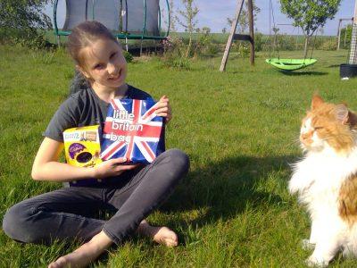 Braunschweig IGS Heidberg  Me, my cat and Britain