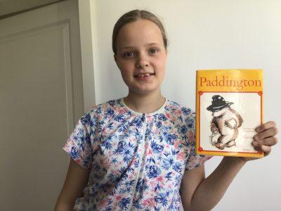 STS am heidberg Sophie Emilie Hartwig Hamburg Ich finde die Geschichten um Paddington sehr interessant und ich habe Paddington auch schon im Kino geguckt