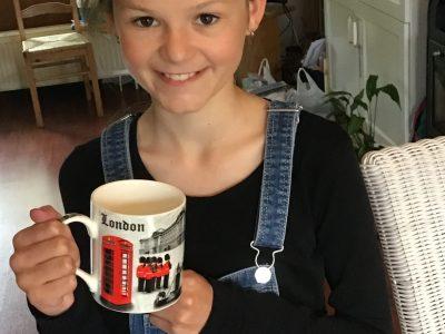 Mathea aus Lüneburg!