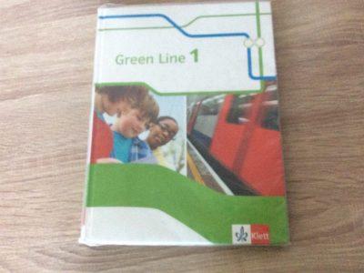 """Köln,Stadtgymnasium Porz  In das bild ist Unser Englisch buch """"Green Line 1"""" In Unser schule gibtes viele interesante englisch bücher"""