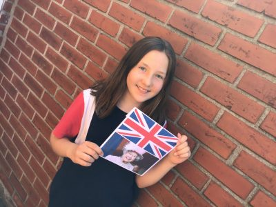 "Kerpen , Mater Salvatoris Realschule ""I love Britain"""