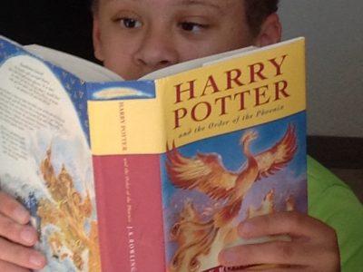Konz / Gymnasium Konz / Harry makes the world magic