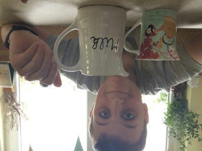 Bonn. Friedrich Ebert Gymnasium.  Wanna have Some tea with a drip of milk?