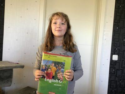Bertha-von- Suttner Regelschule Mechterstädt , Isabel Bechmann Klasse 5b