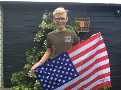 Tristan Jensen, Klasse 6b,Gesamtschule Mittelkreis Goch   Wieder ein sehr cooler Big Challenge wedbewerb.