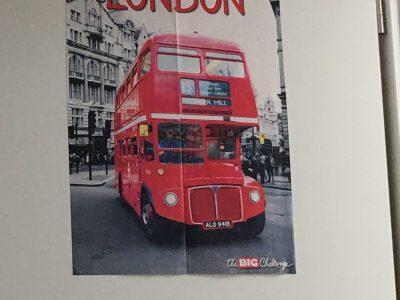Gesamtschule reichshof   Buss aus London
