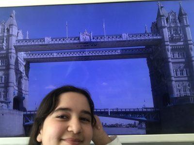 Krefeld  Maria-Sibylla-Merian Schule Gymnasium   Tower Bridge