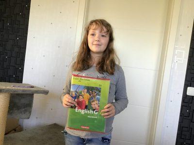 Bertha-von-Suttner Regelschule Mechterstädt, Isabel Bechmann Klasse 5b