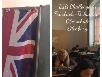 Eilenburg, Friedrich-Tschanter-Oberschule  WE GAVE OUR BEST!