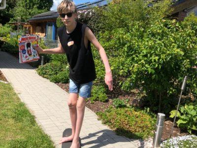 Lübeck, Gotthardt-Kühl-Schule Skateboarding, comics and English are my favorites!