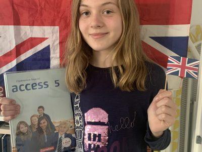 Mir macht Englisch lernen und sprechen Spaß! Ich war auch schonmal für 3 Wochen in England.