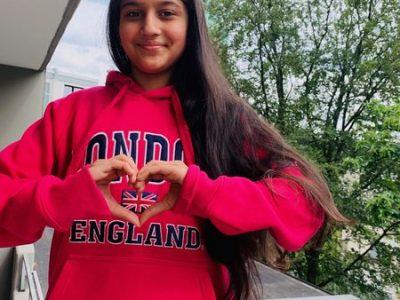 Gladbeck, Riesener Gymnasium  I love England..!!!