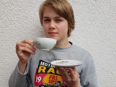 Eschwege, Friedrich-Wilhelm-Schule A lovely cup of tea
