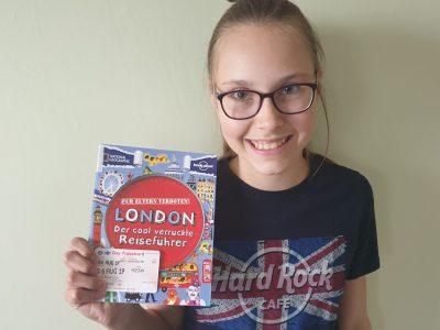"""Bitburg, St. Matthias Gesamtschule """"Ich liebe London, Harry Potter und möchte gerne noch einmal nach England oder Schottland"""""""