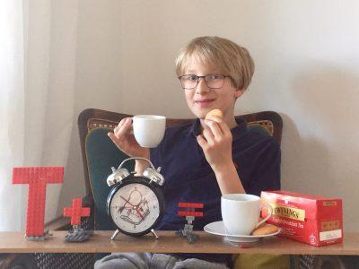 Köln, Leonardo-da-Vinci Gymnasium Kommentar: Ich würde sagen, es ist Zeit um zu trinken einen warmen Tee!?