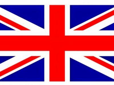 Haren (Ems), Gymnasium Haren. Flagge des Vereinigtes Konigreiches/Union Jack