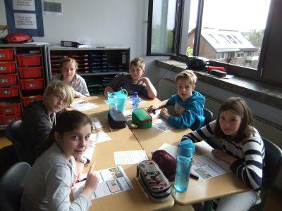 Big Challenge Day an der Gesamtschule Gescher - Jahrgang 6