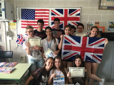 Lleida .Institut Guindàvols. 3rd Eso class.They enjoyed while taking part in the contest!! Thank you