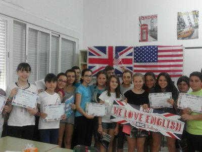 IES BENAZAIRE, HERRERA DEL DUQUE (BADAJOZ) Great experience for our students! They are looking forward to the next contest!! Thank you!!