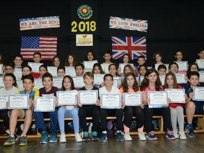 Felicidades a los participantes de 1° ESO, IES Cuatro Caminos de Don Benito (Badajoz)