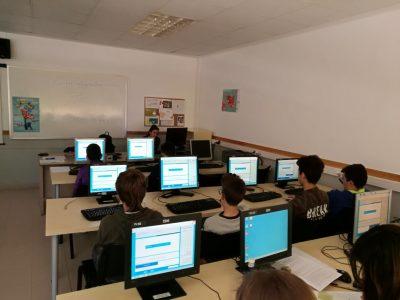 Alumnos de 1° ESO - IES PEDRO CERRADA, Utebo (Zaragoza)