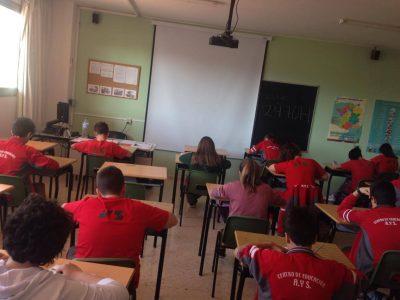 MURCIA - CENTRO AYS - 2ºESO