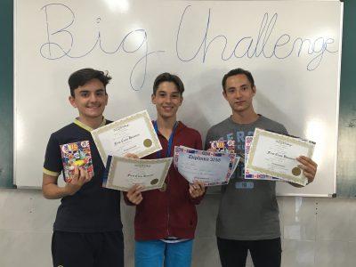 Badalona, Col·legi Cultural-España  First prizes ever!!!!
