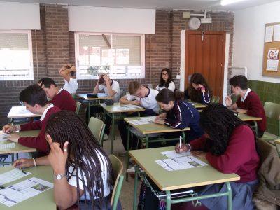 Madrid. Colegio Divino Corazón. Madrid-España