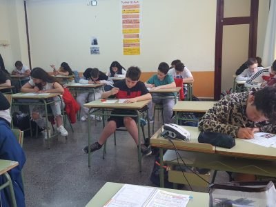 IES Galileo Galilei. Navia. Asturias. 2oESO