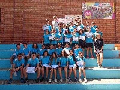 Colegio Salesiano San Bartolomé. Málaga. Ha sido una experiencia estupenda.