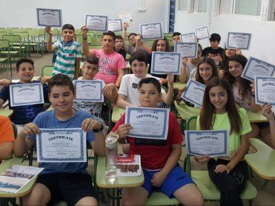 IES Sanje ( Alcantarilla) Murcia  Alumnos 1ESO