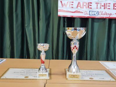 IES FERROL VELLO (FERROL) Trofeos obtenidos por 2 de nuestros alumnos