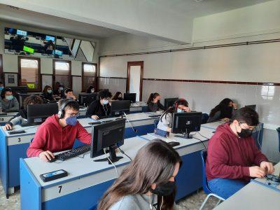 Oliva, Colegio el Rebollet Es la primera vez que nuestro centro ha participado en el concurso y a nuestros alumnos les ha encantado la experiencia.