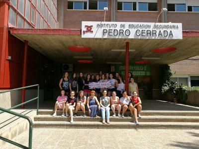 IES PEDRO CERRADA-UTEBO