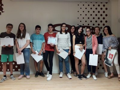 Valencia, Colegio Salesianos San Juan Bosco, 2nd ESO contestants